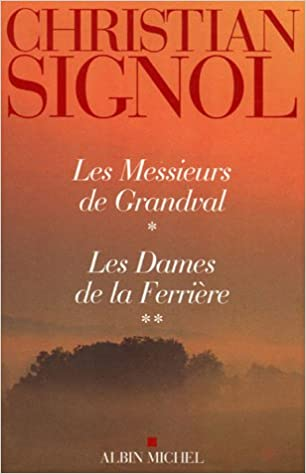 Amazon Fr Christian Signol Coffret En 2 Volumes Les