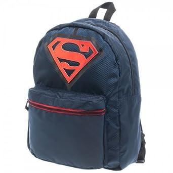 Рюкзак супермен синий рюкзаки история игрушек buzz light