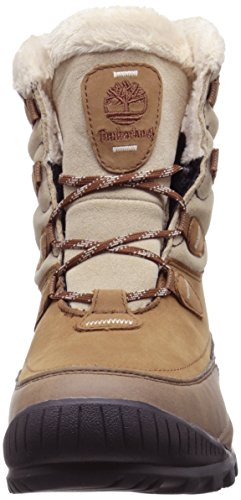 8 Boot Insulated Woodhaven Donna M Wp Mid Timberland Marrone Us Winter PWO7q1TTc