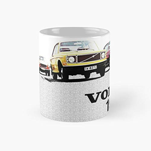245 Volvo Saab 11 Oz Coffee Mugs, used for sale  Delivered anywhere in USA