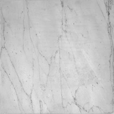 """Instant Granite Italian White Marble 144"""" X 36"""" Peel and Stick by Appliance Art"""