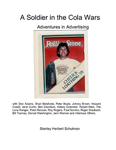 A Soldier In the Cola Wars