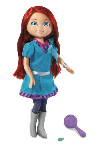 Fisher-Price Kate Fashion Tween Doll Dora the Explorer Links Friend Interactive Computer (Links Dora)