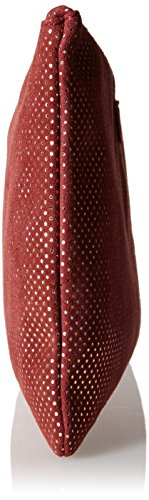 Easy Peasy 1e037541a - Cartera de mano para mujer Rouge (3Paillettes Bordeaux)