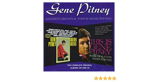 Golden Greats / This Is Gene Pitney Import