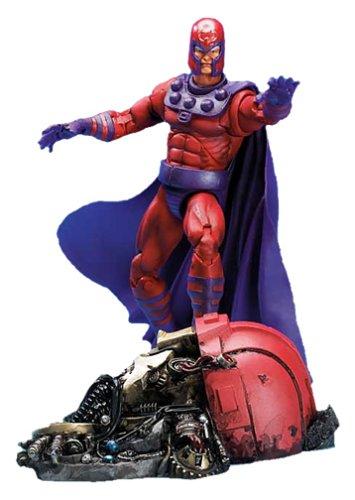 Marvel Magneto - MARVEL LEGENDS MAGNETO SERIES III MOC
