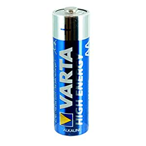 Amazon Com Varta V4906 High Energy Aa Alkaline Battery