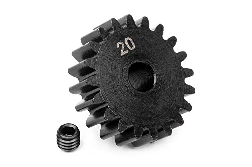 HPI Racing 100919 Pinion Gear 20 Tooth (1m/5mm Shaft)