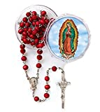 Catholic Crown of Rose Scented Our Lady of Gudalupe