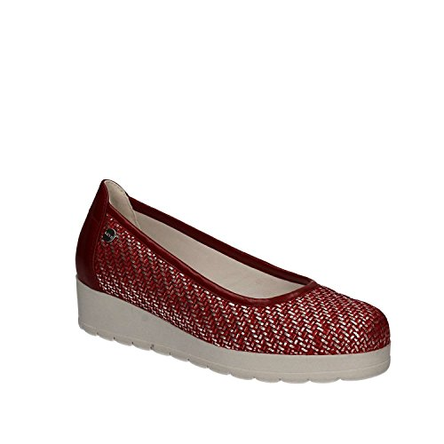KEYS 5125 Slip-on Donna Rosso 37