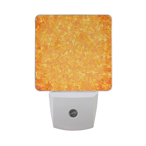 2 PC Plug-in LED Night Lights with