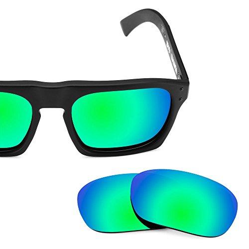 Verde Lentes De Opciones Balboa — Esmeralda Mirrorshield Para Spy Revant Optic Polarizados Repuesto Múltiples v1x5Rdvqw