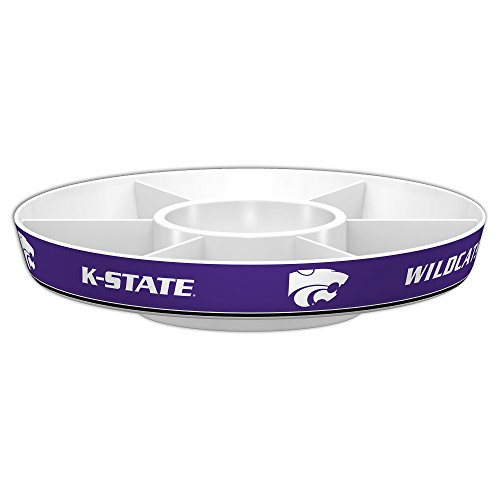 Fremont Die NCAA Kansas State Wildcats Party Platter