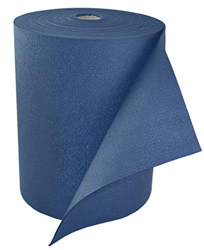 Classic Yoga Mat Roll - YogaAccessories 1/8'' Classic Yoga Mat Roll (103 feet) - Dark Blue