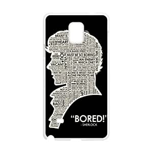 Bored man Cell Phone Case for Samsung Galaxy Note4