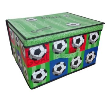 Children's Storage Chest - Football EEMKAY