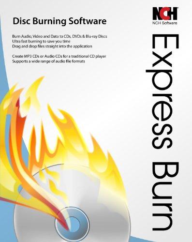Express Burn Disc Burning Software