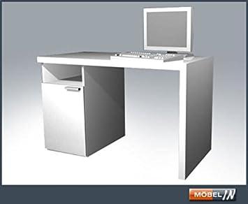 Hmw Möbel Elegance Schreibtisch Container Bürotisch Pc Notebook