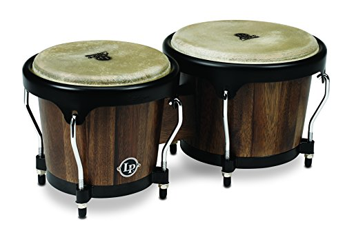 Latin Percussion LPA601-SW LP Aspire Jamjuree Wood Bongos