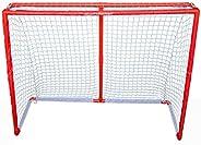 """Road Warrior PVC Street Hockey Hockey Net   Hockey Nets for Kids   54"""" PVC Hockey Net Designed for Street"""