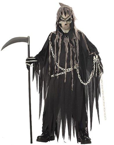 California Costumes Toys Mr. Grim, Large