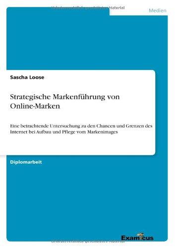 Strategische Markenführung von Online-Marken (German Edition) by Ingramcontent