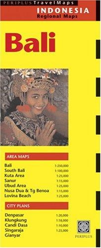 Read Online Bali Travel Map 5th Edition (Indonesia Regional Maps) pdf