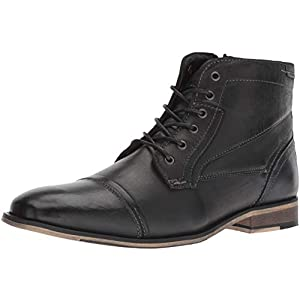 Steve Madden Men's Jefries Combat Boot