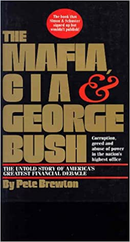 CIA Mafia crime corruption books business politics