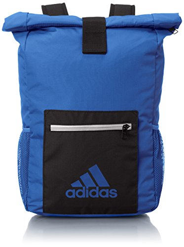 Adidas Messenger Bag Blue - 4