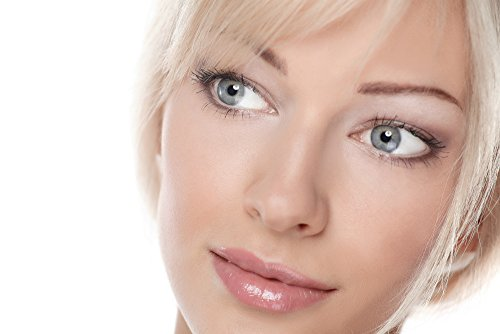 31Gk95ig6fL Ecco Bella All Natural Brown Mascara Perfect for Sensitive Eyes Volumizes and Lengthens Eyelashes