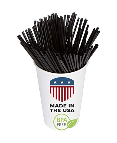 Coffee Stir Sticks, Plastic Stirrers: USA Made, BPA