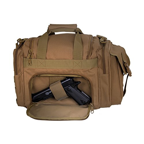 conceal carry molle duffle tactical range gear bag