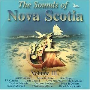 The Sounds of Nova Scotia Volume 3