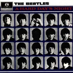 A Hard Day's Night [Stereo] (Vinyl) UK (Beatles Hard Days Night Lp)