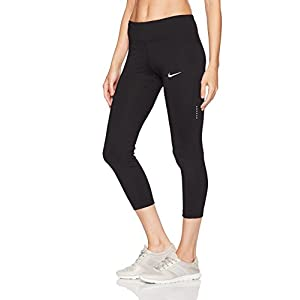 NIKE Women's Power Essential Dri-FIT Running Crops
