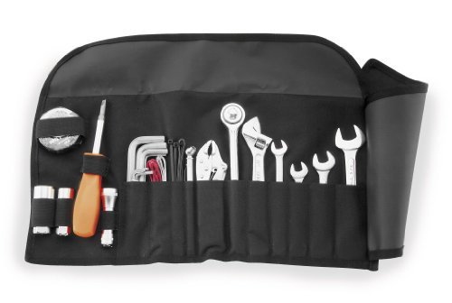 Biker's Choice Tool Kit - Black