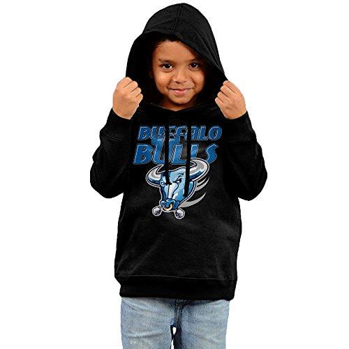 - FGFD Toddler University At Buffalo Boy's & Girl's Hoodies Black Size 5-6 Toddler