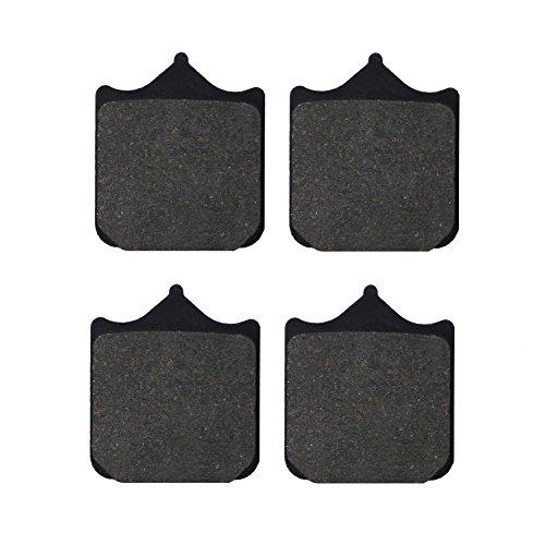 AHL Front Brake Pads Disc FA322 for PETRONAS FP1 2005: