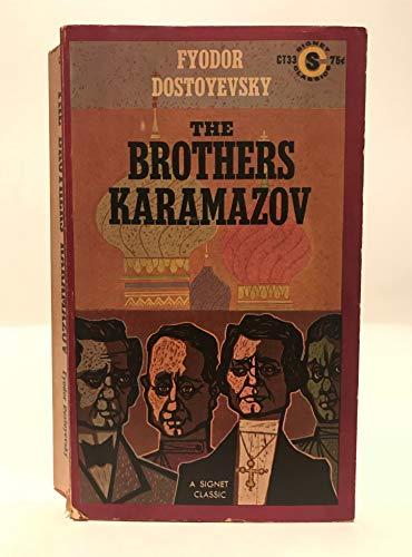 The Brothers Karamazov (Signet Classic)