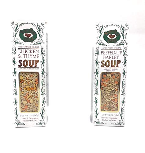 Dry Soup Mixes