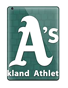 Best oakland athletics MLB Sports & Colleges best iPad Air cases 7544155K816125817