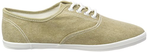 Beige Sand para Zapatillas Tamaris 23609 Mujer 1xWnY4fHFq