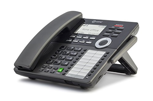 Ooma DP1-T Telo Wireless Desk Phone, Black by ooma