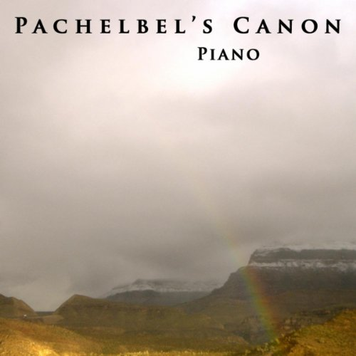 Pachelbels Canon D Major piano product image