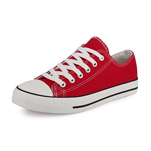 Nouveau Pantoufle Baskets Espadrille bottes Dames Best Basses Sport Chaussures Rouge Sterling tPq8Bwx