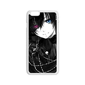 Black Butler Cell Phone Case for Iphone 6