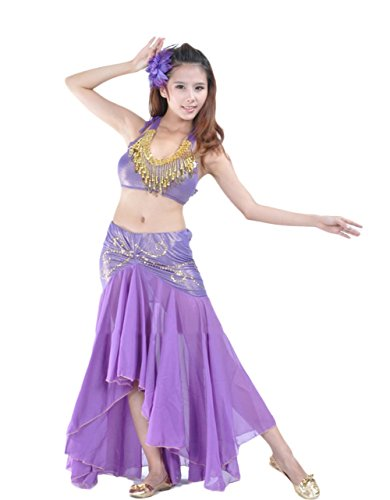 AvaCostume Costume Dangling Halter Fishtail