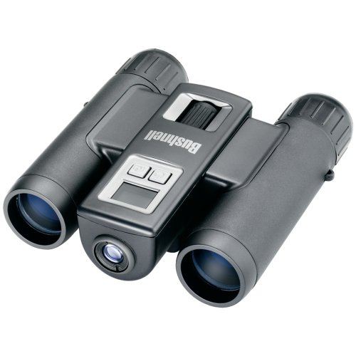 Bushnell Imageview SD Slot Binocular with VGA Camera (10 x 25)