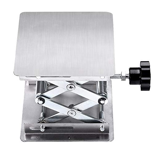 Suteck 4x4 Inch Lab Jack Scientific Lab Jack Aluminum for sale  Delivered anywhere in USA
